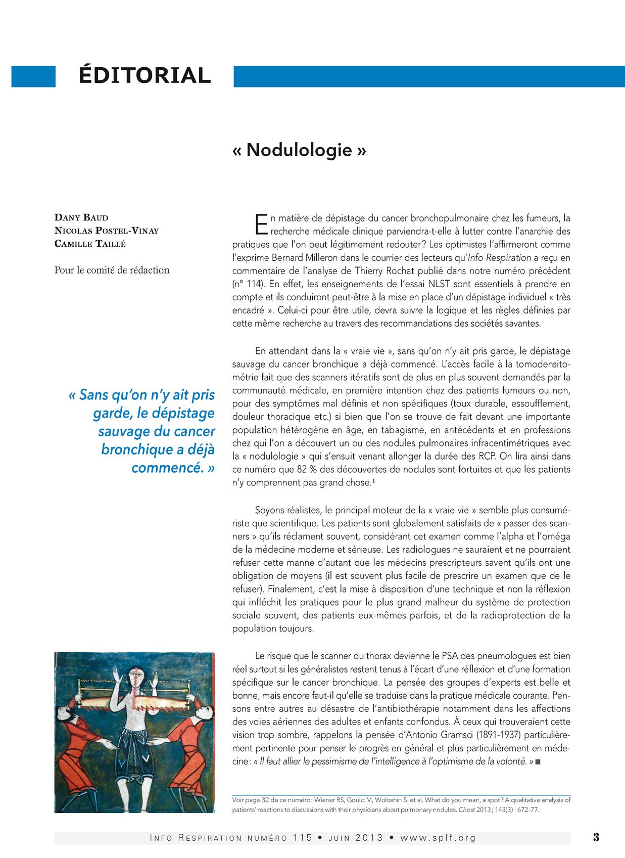 Nodulogie